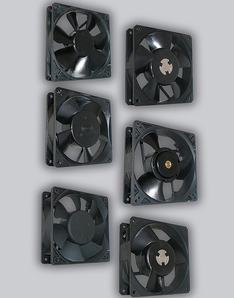 Ventilateurs axiaux ETRI